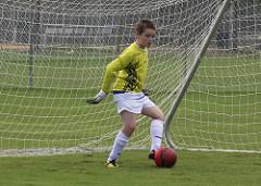 2015年度モスバーガー杯争奪 第25回群馬県少年サッカー新人大会 決勝大会 優勝はファナティコス!