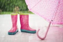 【雨の日】サッカー観戦を快適に!持ち物、寒さ対策、雨濡れジュニア選手の風邪に立ち向かう方法!【台風】