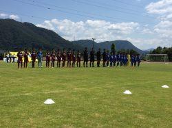 2016年度 第2回 U-11 長野県少年サッカー選手権大会(チビリンピック) 優勝は松本山雅!