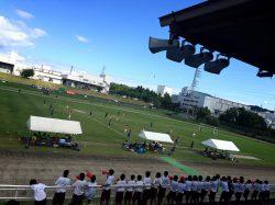 2016年度 第67回山梨県中学校夏季総合体育大会 優勝は一宮中学校!