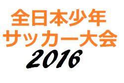 2016年度 第10回 埼玉県4種リーグ戦 西部地区