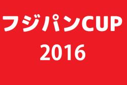 2016年度日向市マルイチカップ第42回九州ジュニアU-12サッカー宮崎県大会  優勝は福島スポーツ少年団!