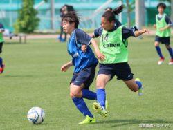 ユニバーシアード2017日本女子代表候補 トレーニングキャンプ始まる