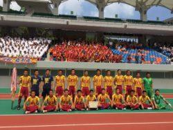 2017年度 第22回全日本女子ユース(U-15)サッカー選手権大会 岡山県予選会 岡山県代表は岡山湯郷Bell U-18、FFCウェネス!