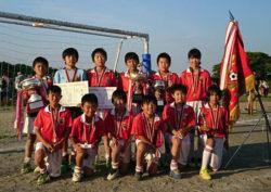 2017年度 第3回JCカップU-11少年少女サッカー大会 兵庫予選大会 優勝はヴィッセル神戸U-12!