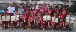 2017年度 第2回 マケルモンカ!福島復興サッカーフェスティバル 優勝はレフィーノ!