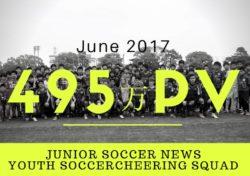 ジュニアサッカーNEWSの1ヶ月のアクセスが過去最高の月間250万PV突破!訪問者数は月間80万人に
