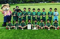 【U-15強豪チーム紹介】FCグラッソ(福島県)