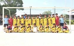 2017年度 第6回熊本県女子ユース(U-18)サッカー選手権大会 優勝は益城ルネサンス!
