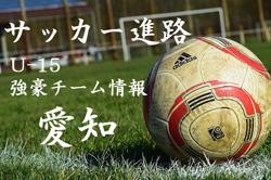 【U-15強豪チーム紹介】愛知県 名古屋FC.EAST