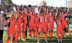 2017年度 第96回 全国高校サッカー選手権大会 愛媛県大会 優勝は松山工業!