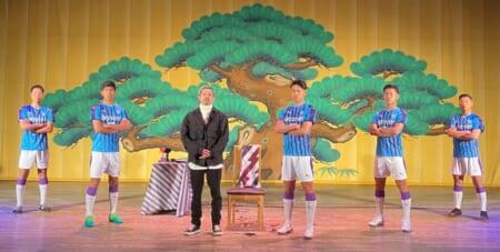 サッカー×ヘアカットで新しい文化の創出へ!飯塚高校サッカー部とメリケンバーバーショップがタッグ