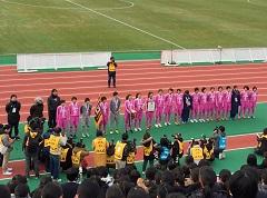 2017年度 第26回全日本高等学校女子サッカー選手権大会 優勝は藤枝順心高校!