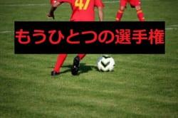 第5回全国知的障害特別支援学校高等部サッカー選手権 2/15.16開催 組合せ決定