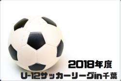 2018年度 U-12サッカーリーグin千葉 S-13リーグ結果お待ちしています。