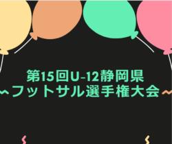 2017年度第20回埼玉県ユースU-13サッカー選手権 優勝はFC LAVIDA(2連覇達成)!