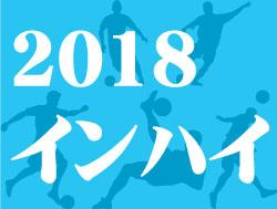 2018年度【インハイ】岩手県高校総体サッカー(男子)最終結果!優勝は盛岡商!