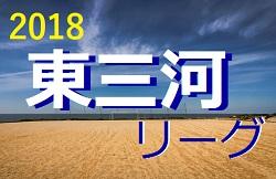 2018年度 愛知 U-10 サッカーリーグ in 東三河  情報お待ちしています!次回12/15,16
