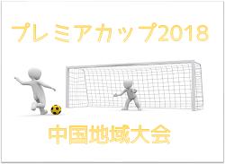JFA プレミアカップ2018中国地域大会 優勝はサンフレッチェ広島!