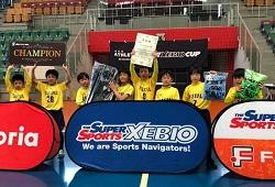 プレミアリーグU-11チャンピオンシップ2018 優勝はFCパーシモン(神奈川)! 優勝チームの写真と各賞受賞者を追加!