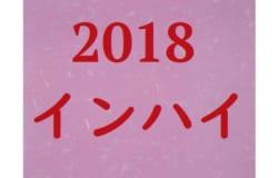 2018年度 【インハイ女子】石川県高等学校総合体育大会 サッカー競技(女子の部)優勝は星稜高校!