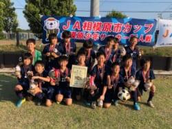 2018年度 群馬県クラブユース(U-15)サッカー選手権大会 優勝は前橋SCジュニアユース!