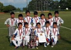 2018 第33回日本クラブユースサッカー選手権(U-15)大会神奈川県大会 優勝は大豆戸FC!