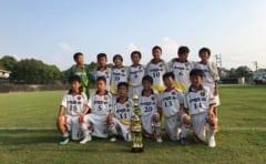 2018年度 第32回奈良市少年サッカーフェステイバル 優勝は高石中央jsc!