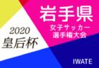 2020年度 JFAU-12サッカーリーグin宮崎 宮崎/日南・串間地区 8/8.91部順位決定戦延期