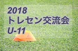 2018長崎県少年サッカーU-11トレセン交流大会 優勝は雲仙市トレセン!!
