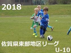2018 佐賀県東部地区リーグ  前期 U-10 1部1位はサガン鳥栖!