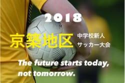 2018 京築地区中学校新人サッカー大会 優勝は犀川中学校!!! 予選情報などお待ちしております!