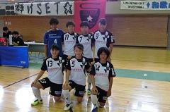 2018年度 JFA 第9回全日本U-15女子フットサル選手権大会 和歌山県大会 優勝・関西大会出場はセットスター和歌山U-15!