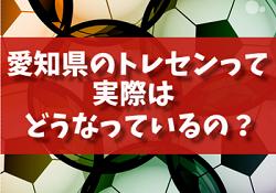 愛知県のトレセンって、実際はどうなっているの?【2019年度選考会日程掲載】