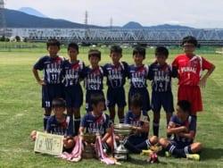 2018年度【全国大会】JFA バーモントカップ第28回全日本少年フットサル大会 優勝は大阪市ジュネッス!
