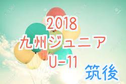 2018年度 フジパンCUPユースU-12 サッカー大会 愛知県大会   優勝は名古屋グランパスA!準優勝にフェルボール愛知!