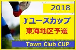 2018年度 Jユースカップ 兼 Town Club CUP 東海地区予選 リーグ最終 優勝はホンダFC!