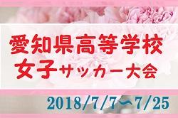 2018年度愛知県高等学校女子サッカー大会   優勝は聖カピタニオ女子高校!