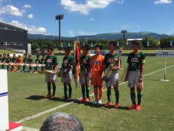 【U-15強豪チーム紹介】埼玉県 GRANDE FC