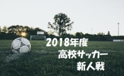 2018年度 京都府高校サッカー新人大会 結果速報!2/23