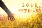2018年度 第24回全日本ユース(U-15)フットサル大会 静岡県大会 フォンテ静岡Jrユースが優勝&三連覇! 情報ありがとうございます!