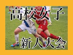 2018年度島根県高等学校サッカー新人大会(女子の部)結果速報!情報お待ちしています!