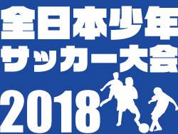 2018年度 JFA第42回全日本少年サッカー大会 佐賀県大会 11/18 ベスト4決定! 準決勝・決勝は11/25!