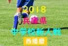 2018年度 西播磨中学校新人大会サッカー競技大会 10/20,21結果!情報提供お待ちしています!