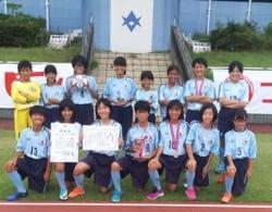 2018年度  フジパンカップ ユースU-12 サッカー愛知県大会【少女の部】優勝は一宮FCレディース!