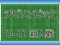 2018年度島根県ユースサッカーU-11交流大会県大会 優勝は玉湯SC!