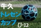 2019年度 仙台市中学校新人サッカー大会  県大会出場中学校 掲載!【宮城】