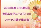 2018年度 高円宮杯 JFA U-18 サッカーリーグ 東京【T1・T2・T3・T4リーグ】全日程終了!
