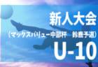 2018年度 マックスバリュ中部杯 U10 鈴鹿市予選 代表は鈴鹿井田川・ジェンティーレ!