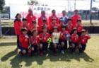2018年度 JFA第22回全日本U-18女子サッカー選手権大会東北大会 JOC ジュニアオリンピックカップ 優勝はシュライン!